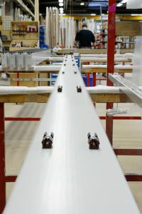Złącze KLICKpro - listwa mocująca z rowkiem na kabel | firma Solarlux