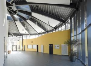 Dom wspólnoty wiejskiej w Hünstetten (Niemcy) | złącza RICON®S