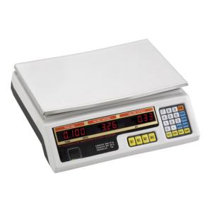 Elektroniczna waga z podwójnym wyświetlaczem