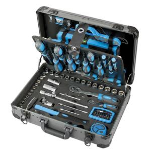 Zestaw narzędzi z akcesoriami