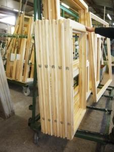 Montaż (łączenie) okien z zastosowaniem złączy DUO 35 mL - firma Tiedemann