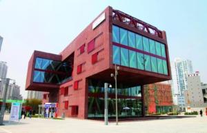 Dom typu Hamburg na EXPO 2010 w Shanghaju