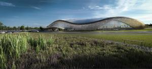 Rendering von gec Architecture, Rocky Ridge Freizeitanlage in Calgary/Kannada