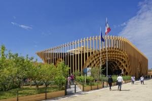 RICON S + MEGANT - Frankreich - Pavillion Expo Milano - Simonin