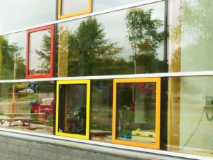 Szkoła Tannenhag w Friedrichshafen (D) - konstrukcja łączona za pomocą złączy RICON®