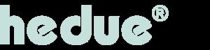Hedue - logotyp