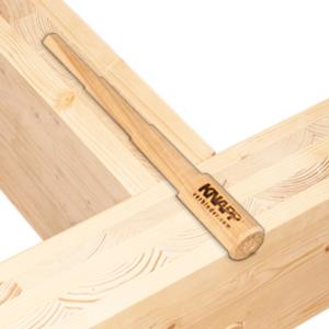 MATEO - kaskadowe gwoździe z drewna twardego